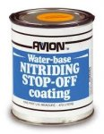 Anti Nitriding Stop-off