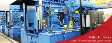 Integral Quench Furnace Systems